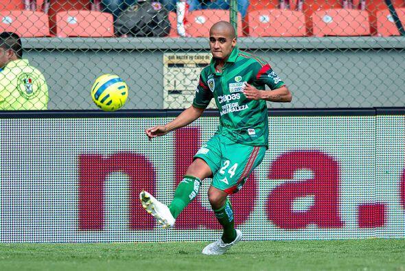 Luis Rodríguez, la velocidad del jugador de Chiapas es su princip...