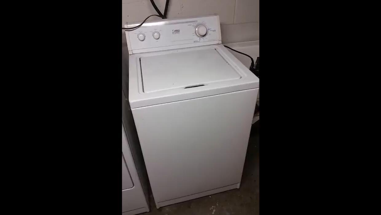 El videíto: Esta lavadora tiene más ritmo que tú (sube el audio y lo com...