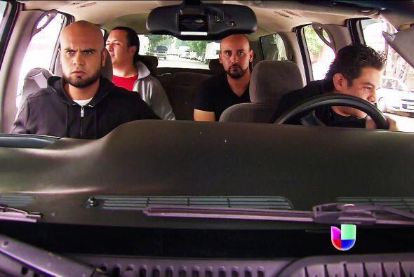 Los perdiste Salvador, eres un genio, un verdadero maestro de la conducc...