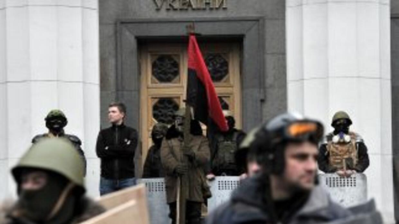 El conflicto en Ucrania escala.