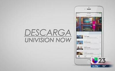 No te pierdas tus programas favoritos con 'Univision Now'