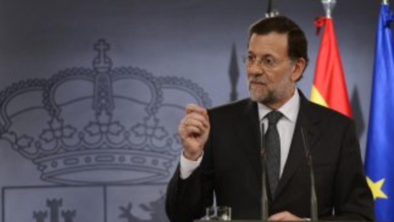 """Para el jefe del Gobierno español, """"lo más razonable"""" es que la UE camin..."""