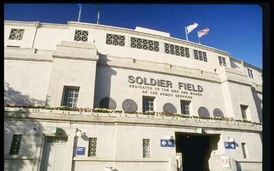El Soldier Field de Chicago se convertirá en una de las sedes de la Copa...