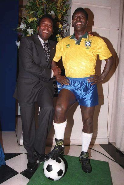 En vida Pelé tiene un museo y por supuesto en ese museo est&aacut...