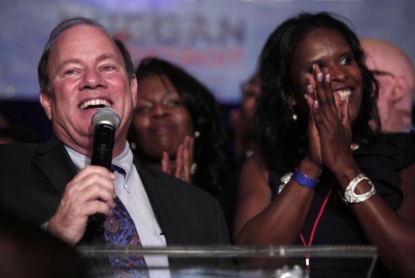 Detroit, donde el fiscal y exdirector de hospital Mike Duggan será el pr...