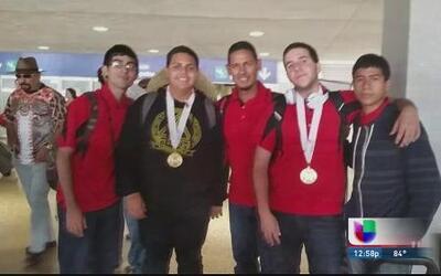 Se destacan jóvenes boricuas en competencia en Misuri