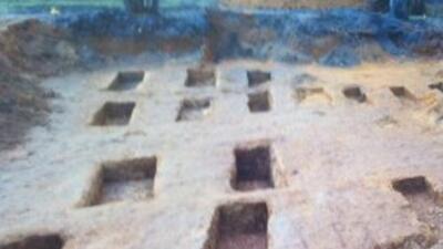 Los restos fueron encontrados en los terrenos de la Arthur G. Dozier Sch...