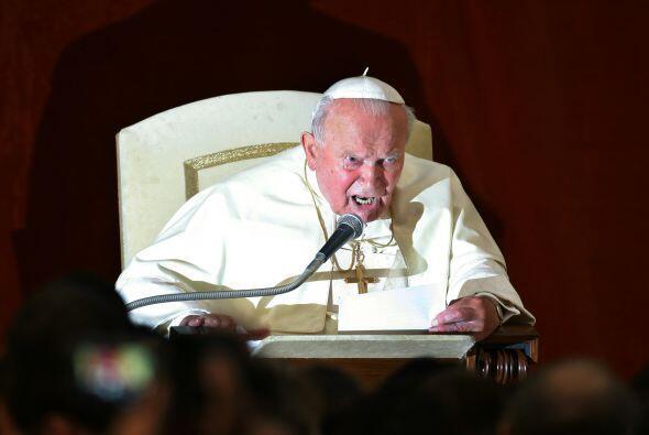 Juan Pablo II tuvo, desde el principio, la visión de posicionar a la Igl...