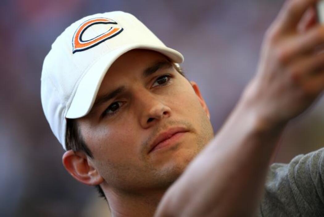 Ashton Kutcher Mira aquí los videos más chismosos.