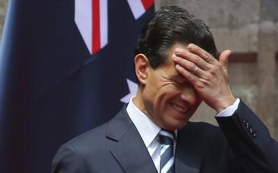 Más de 70,000 personas piden que le retiren el título a Peña Nieto