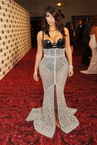 Kim súper 'hot'.