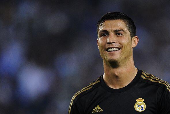 Y Cristiano Ronaldo esta vez cambió los goles por asistencias, to...