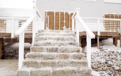 ¡Que tu casa no se congele! Protégela del clima frío