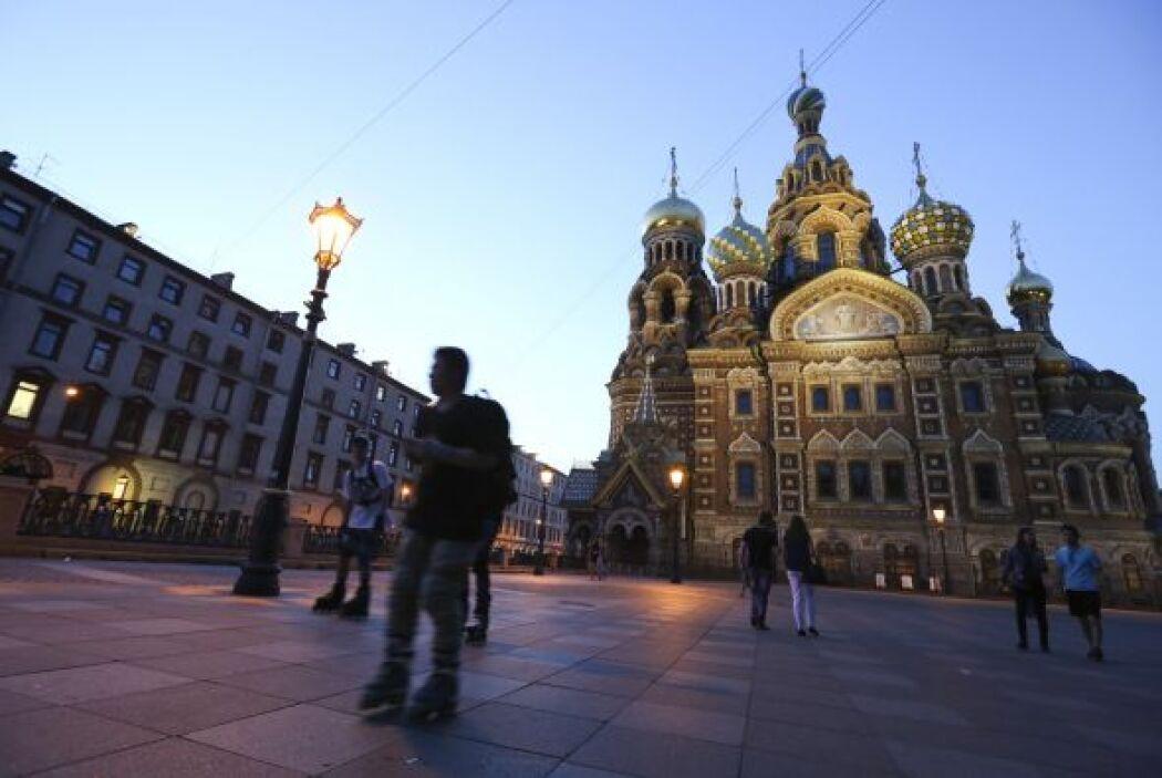 Rusia: El gigante de Europa y Asia tiene a 108 multimillonarios.