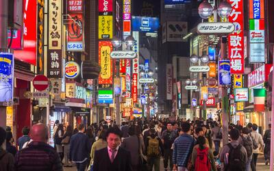 Tokio es una de las diez metrópolis con mayor poder económ...