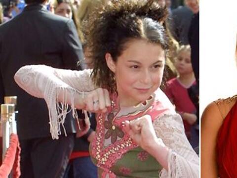 Alexa Vega,  de ser una 'Spy Kid' se convirtió en una venus de carne y h...