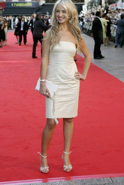 Chantelle Houghton, novia de Jermaine Defoe