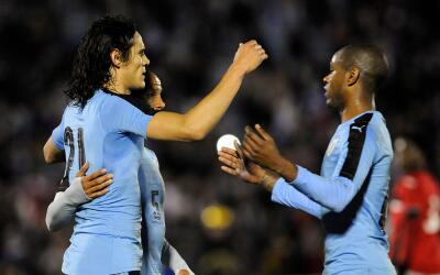 El siguiente duelo de Uruguay será ante México ya dentro de la Copa Amér...
