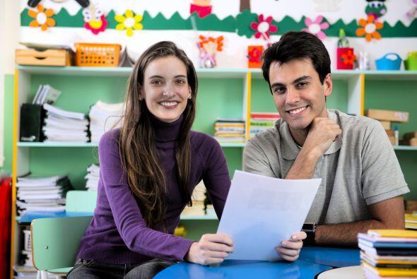 10. Otra de tus tareas es asistir a las reuniones de padres y maestros r...