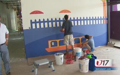 Obras del CRIT San Antonio avanzan viento en popa