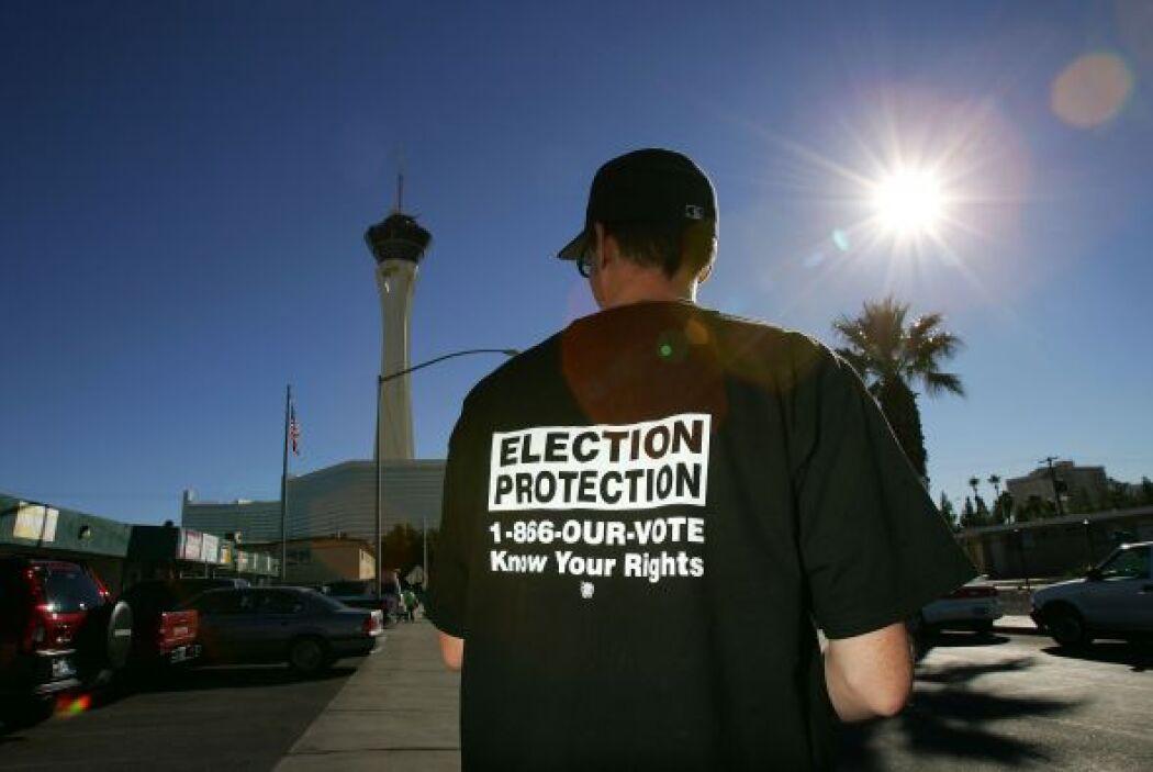 - Tiene derecho a emitir su voto libre de intimidación u hostigamiento....