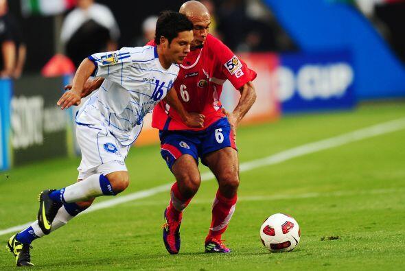 Pero no todo fue malo para el fútbol de El Salvador, la azul tuvo...