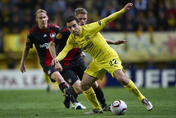 En el caso de un conjunto español, el Villarreal sólo cump...