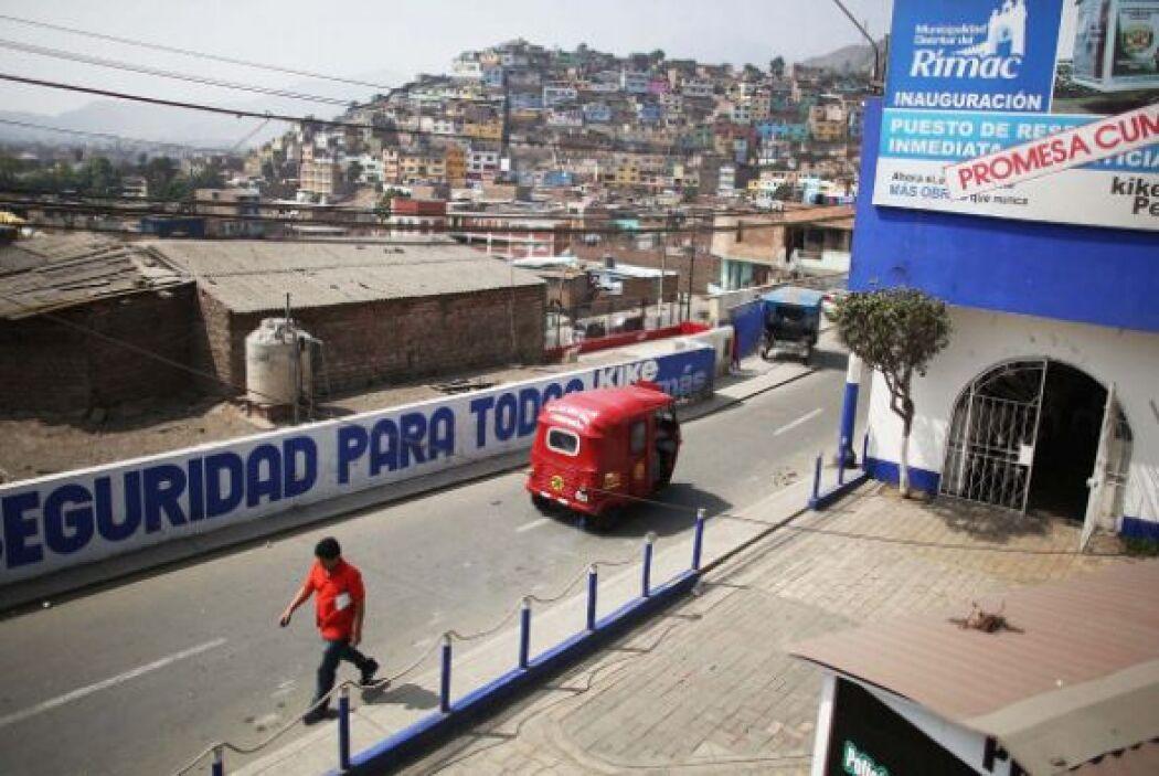 Luego encontramos a Perú, con una nota BBB+.