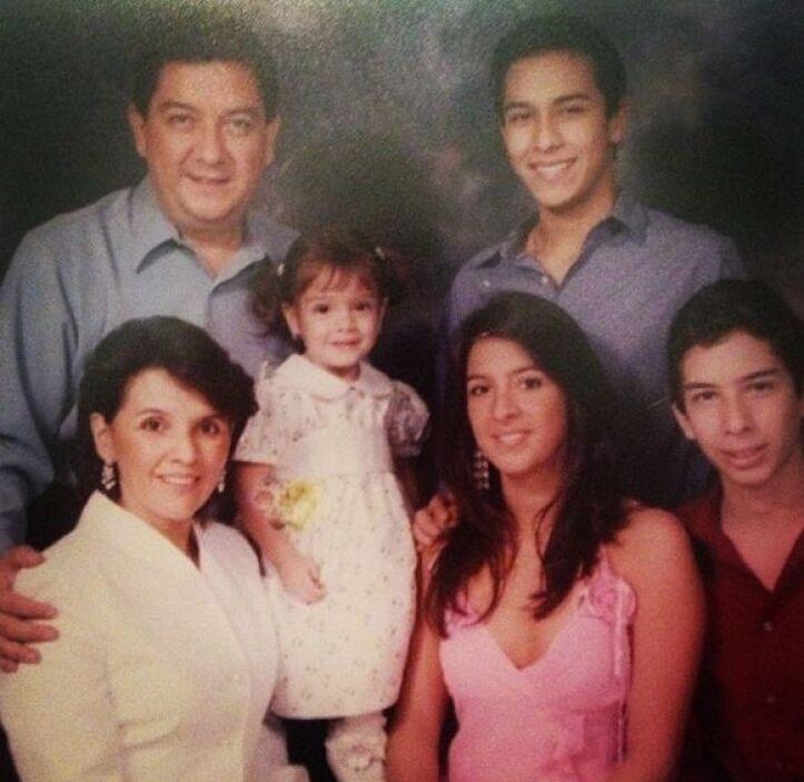 """""""TBT Navidad en #Honduras"""", compartió Maity. (Diciembre 19, 2013)"""