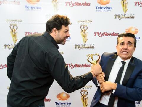 Te llevamos detrás de cámaras de Premios TVyNovelas 2014....