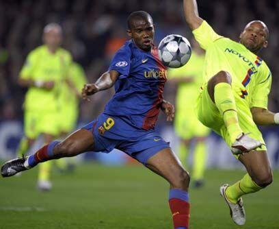 Rugió más que el LyonEn octavos de final el Barcelona se c...