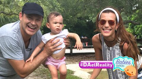 Alan Tacher disfrutó ver a su Baby Michelle en su capítulo de #DAElReali...