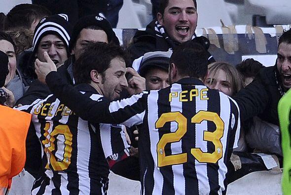 'Pinturiccio' no para de marcar goles en favor de la 'Vecchia Signora'.