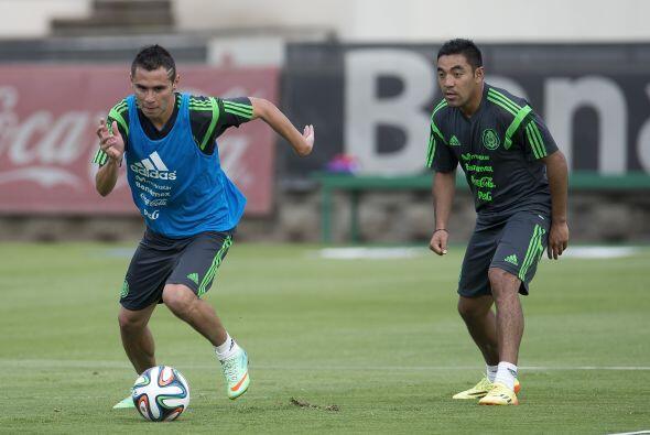 Paul Aguilar se perfila para ser titular en Brasil 2014, como carrilero...