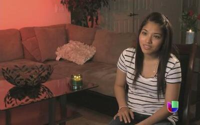 Una Dreamer se reencontró con su familia tras su arresto en la frontera