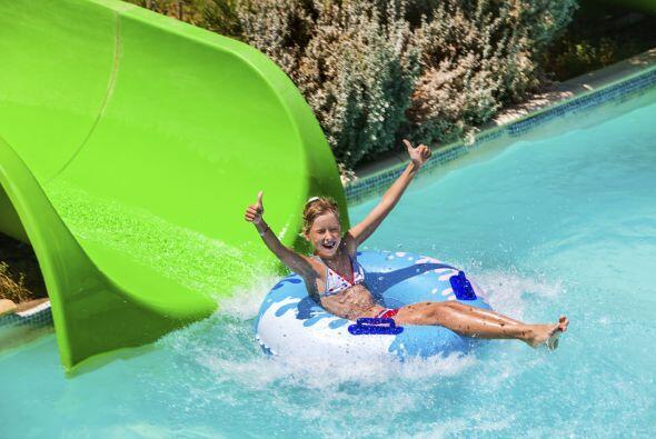 Los parques acuáticos son una de las atracciones preferidas de niños y a...