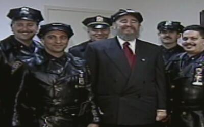 ¿Qué impacto tuvo Fidel Castro en los neoyorquinos?