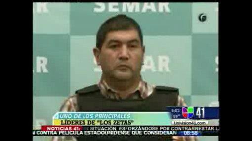 Los informes policíacos indican que desafió a Miguel Ángel Treviño El Z-...