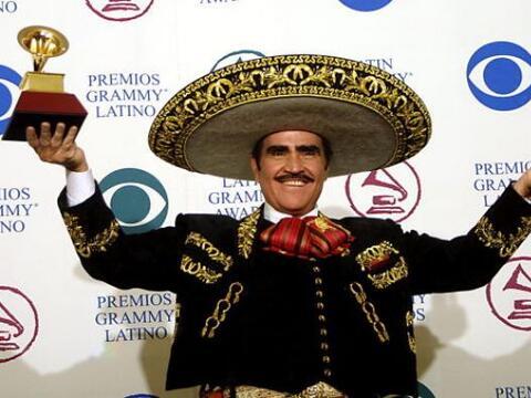Vicente Fernández Gómez es uno de los artistas más...