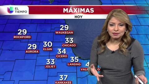 El Tiempo en Chicago: vientos y sol para este domingo 26 de febrero