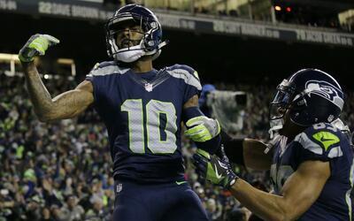 Los Seahawks enfrentarán a los Falcons en la Ronda Divisional.