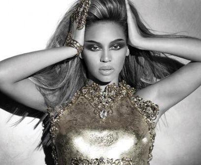 La estrella: Beyoncé KnowlesLa chica dorada es más que un apodo auto imp...