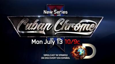 Discovery en Español lanzará la serie 'Cuban Chrome'.