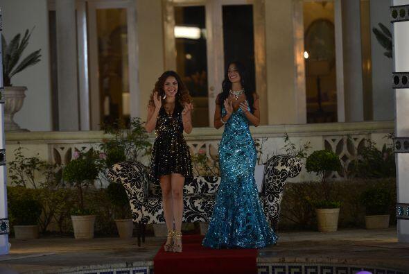 Valeria y Aly tuvieron la oportunidad de ser pareja y demostrar que ella...