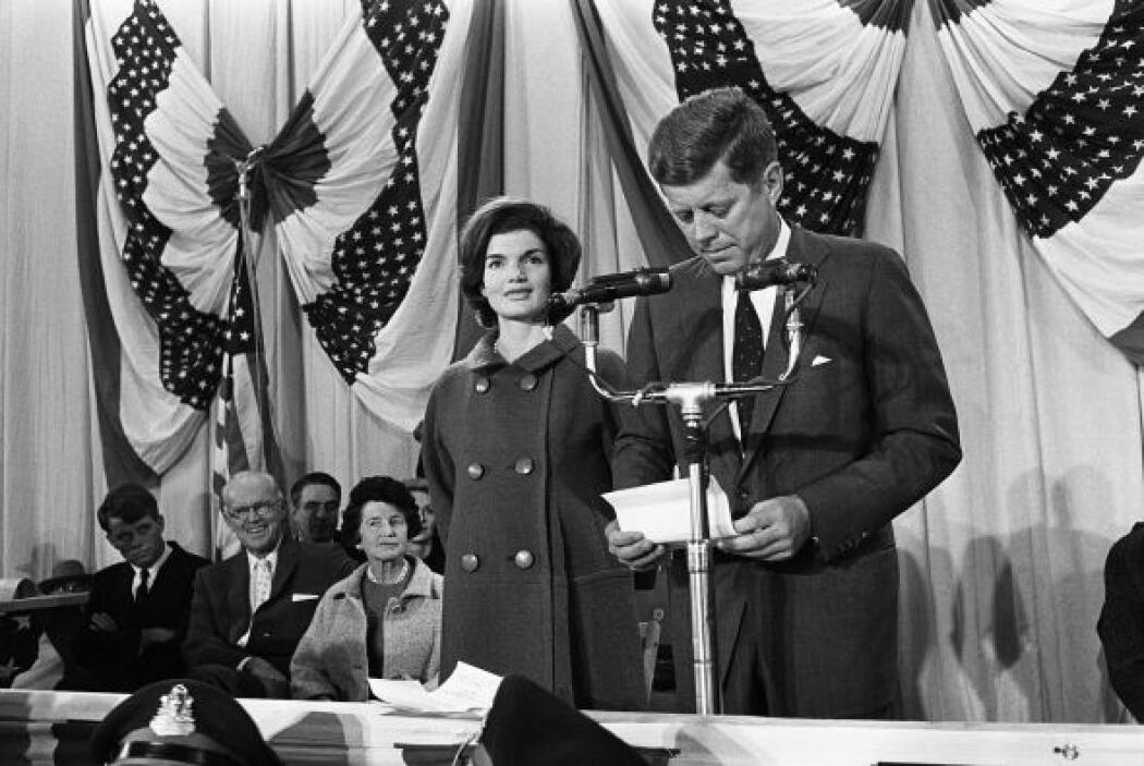 #35 - John F. Kennedy. Mandato desde 20 de enero de 1961 y hasta 22 de n...