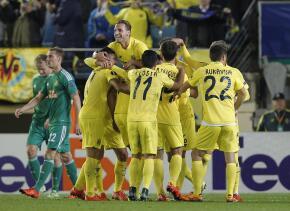 Villarreal vs. Rápid Viena