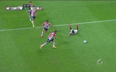 Le perdonan un penal a Chivas en el último minuto ante Coras