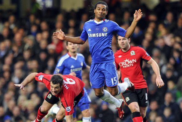 Fue triunfo para el Chelsea. Volvieron a jugar bien.
