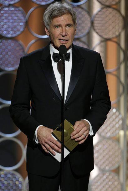 Harrison Ford, otro de los presentadores