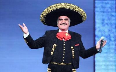 Don Vicente Fernández es la clara prueba de que, aunque pasen los años,...
